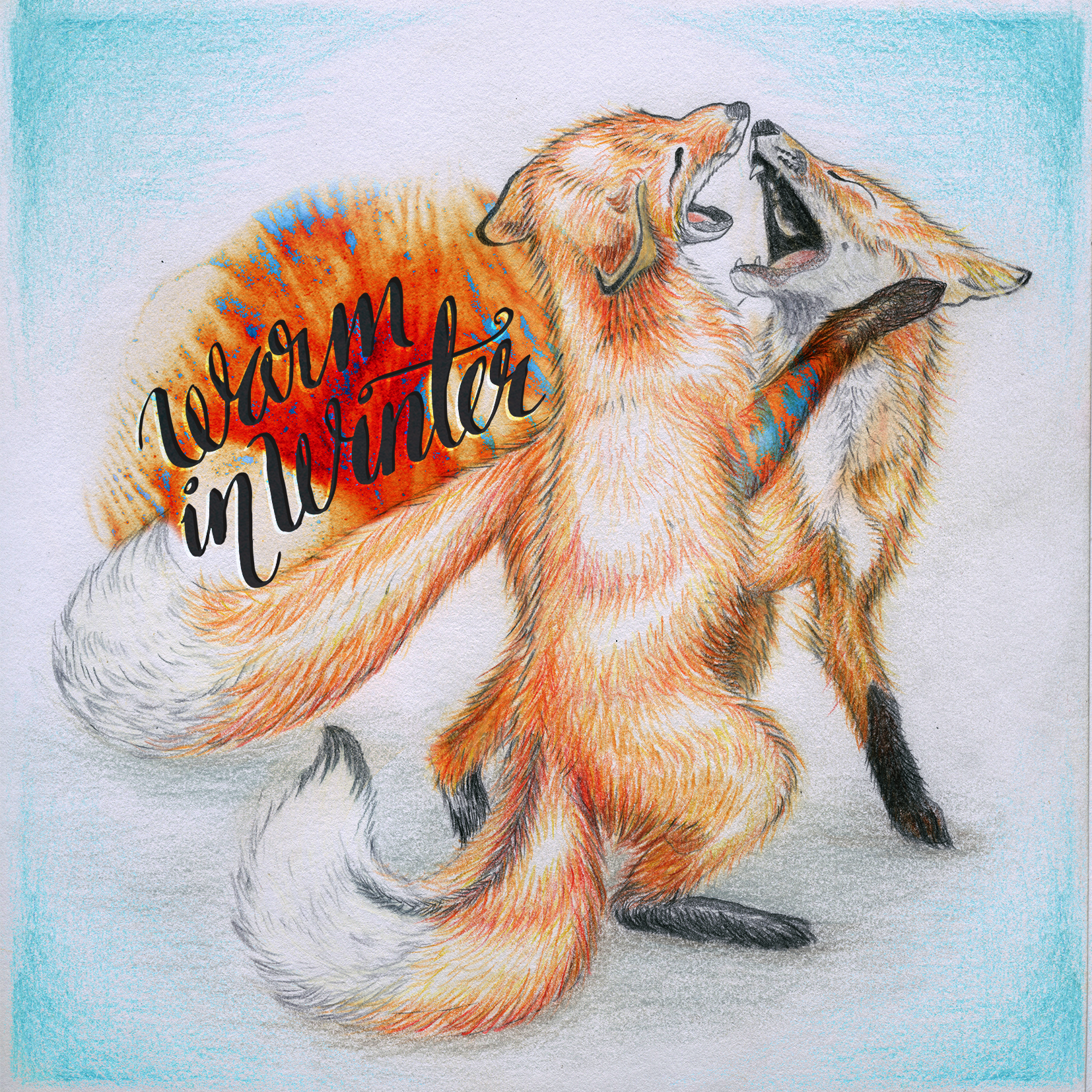 Warm in Winter single cover