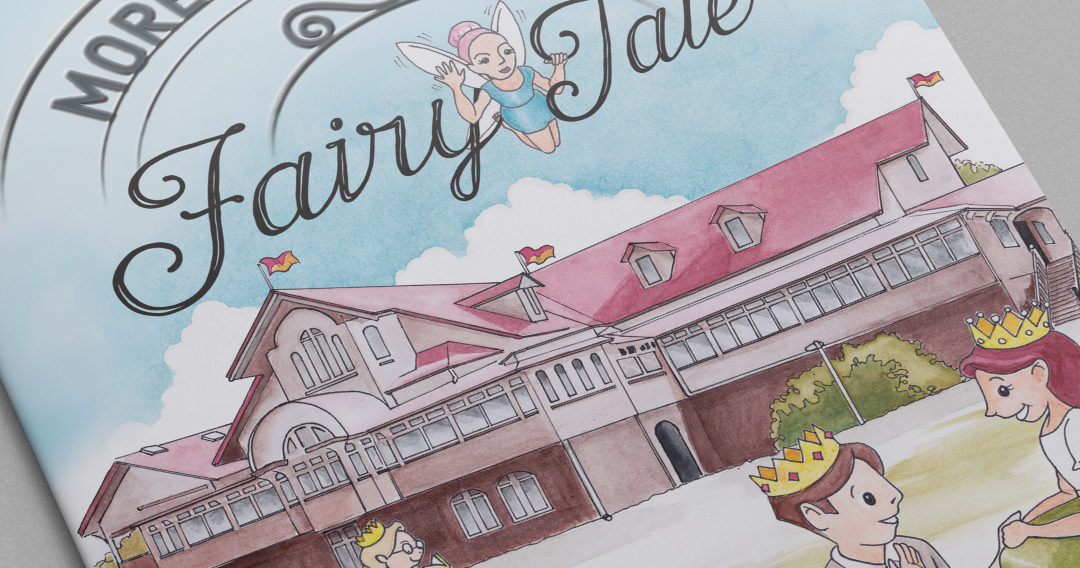 Fairy Tale Story Book