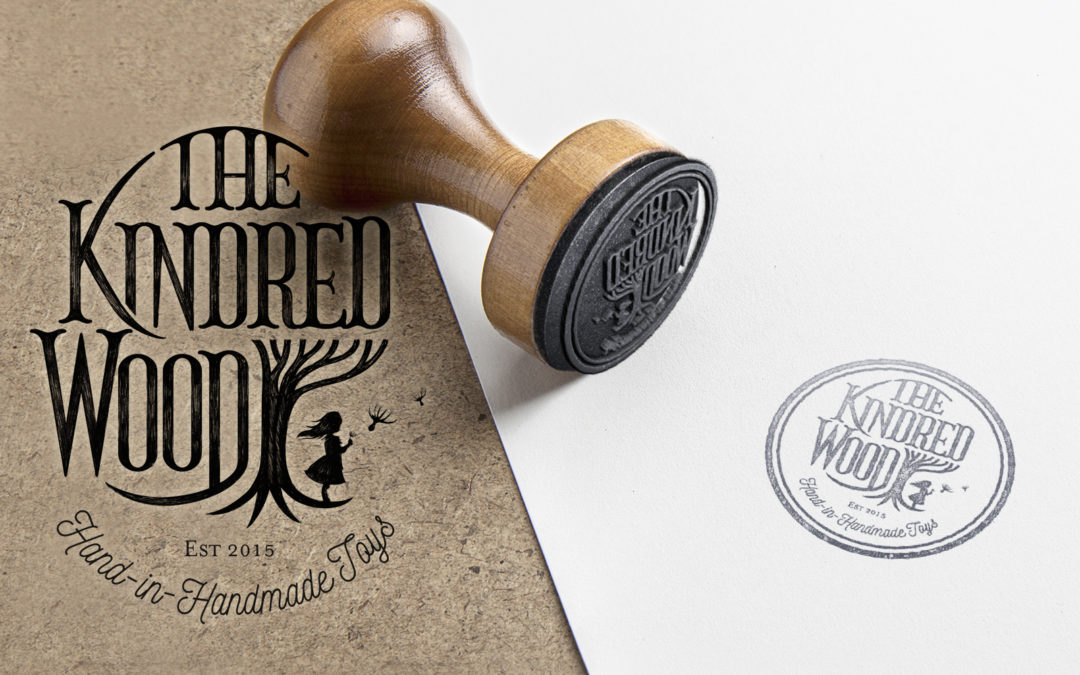 The Kindred Wood Brand Development